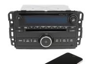 Chevrolet 2006 Impala Monte Carlo AM FM Single Disc CD Player with BT 15798974