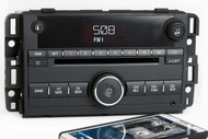 Suzuki 07-09 Grand Vitara XL-7 Radio AMFM CD w Bluetooth Music 25854785 Unlocked