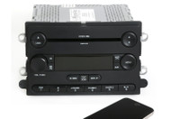 Ford Expedition 2007 Radio AM FM CD Player w Bluetooth Upgrade 7L1T-18C815-CF