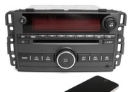 2009 Pontiac Torrent AMFM CD Player Radio w Aux & Bluetooth Upgrade 25994583 US8