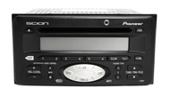 Scion 2004-06 tC xA xB AMFM CD Radio w Auxiliary Input Upgrade 86120-0W100 T1801