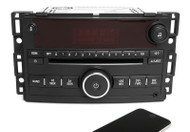 06-07 Saturn Ion Vue Radio AM FM CD with Aux Input & Bluetooth Upgrade 15850680