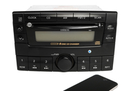 Mazda 2000-2001 MPV AM FM 6 CD Player with Bluetooth Music Upgrade LC72669RXC