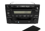 02-03 Mazda MPV AMFM CD Cassette Radio LD52669T0A w Bluetooth Upgrade Face: 1168