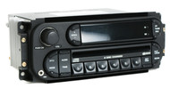 2002-2007 Chrysler Jeep Dodge Radio AM FM 6 CD iPod Aux RBQ Digital P05091507AG