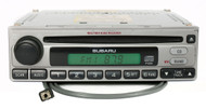 2003-06 Subaru Forester OEM AM FM CD Player Radio P126 86201SA021 w Aux Pigtail