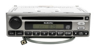 2007-08 Subaru Forester AM FM CD Player Radio w Aux on Pigtail P139 86201SA360