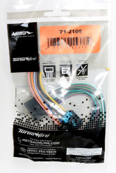 Metra Turbowire OEM Wire Harness for 2006-2014 Chevy Impala Tahoe 71-2105