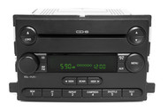 2006-2007 Ford Freestar Mercury Monterey AM FM 6 CD Player Radio 6F2T-18C815-FA