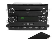 08 Ford F150 Lincoln LT AM FM CD Player Radio w Bluetooth Upgrade 8L3T-18C815-KC