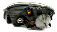 OEM Right Front Single Used Head Light Lamp Fits 2004 Nissan Altima 260103Z825