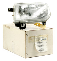 Front Driver Side Headlight Lamp Fits 1996-1999 Nissan Pathfinder 260600W025L