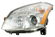 Single Halogen Left OEM Headlight Lamp Fits 2007-2008 Nissan Maxima 26060ZK30A