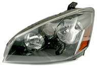 Single Left Passenger Front Head Lamp Light Fits 05-06 Nissan Altima 26060ZB525