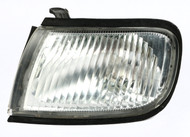 Single Factory OEM Front Left Park Lamp Fits 1997-1998 Nissan Maxima 120-63380