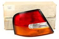 Driver Side Rear Tail Light Lamp Panel Mounted Fits 98 Nissan Altima 265559E025
