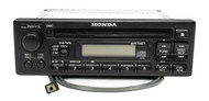 1999-00 Honda Odyssey AM FM CD Radio w Aux on Pigtail Face: 1XX0 39100-S0X-A201
