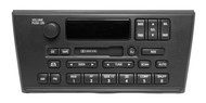2000-01 Lincoln LS OEM AM FM Cassette Player Radio w CD Controls XW4F-18C870-AH