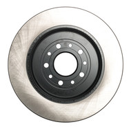Centric Parts Front Brake Rotor Fits 2010-18 Ford Explorer Flex 120.61081