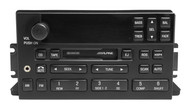 1999-02 Lincoln Continental AMFM Cassette Radio w Auxiliary Input XF3F-18C870-BE