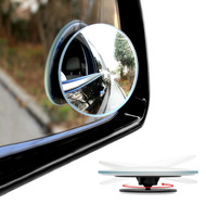 Ipec Therapy Blind Spot Mirrors HD Glass Convex Rear View Mirror 53243