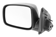 Manual Left Side View Mirror Fits 2004-2012 Chevrolet GMC Isuzu GM1320286