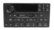 1998-2002 Ford Lincoln Mercury AM FM Radio Cassette CD Control F8AF-18C870-AG