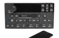 1998-99 Lincoln Town Car AM FM Radio Cassette w Bluetooth Upgrade F8VF-18C870-AG
