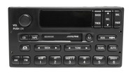 1999-01 Lincoln Navigator OEM AM FM Radio Cassette w CD Controls XL1F-18C870-CF