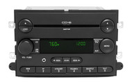 2005 Ford Five Hundred AM FM CD Player Radio w Auxiliary Input 5G1T-18C815-CH
