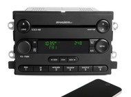 AM FM Radio 6 CD Player Bluetooth Upgrade Fits 2006 Ford Mustang 6R3T-18C815-GD