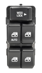 ACDelco Front Driver's Side Window Switch Fits 2002-03 Buick Rendezvous D7091C