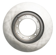 "Centric Parts Front Rear Brake Rotor 15 3/8"" Diameter 121.80014"