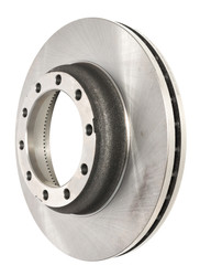 """Centric Parts Front Rear Brake Rotor 15 3/8"""" Diameter 121.80014"""