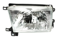 TYC Front Left Head Light Lamp Assembly Fits 1999-02 Toyota 4Runner 20-5652