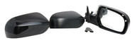 TYC Powered Right Passenger Side View Mirror Fits 2011-14 Subaru Legacy 7430231