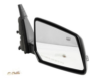 Fit Systems Powered Right Passenger Side View Mirror Fits 2012 GMC Acadia 62127G
