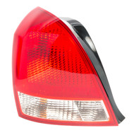 Hyundai Elantra Left Tail Lamp Light Fits 2001-03 Hyundai Elantra 924012D000
