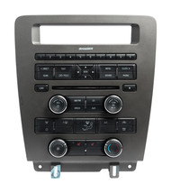 2010 Ford Mustang Audio Radio Climate Control Panel Bezel AR3T-18A802-DG