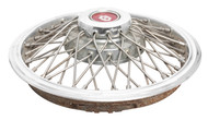 """OEM Wheel Cover Hubcap 14"""" Wire Type Fits 1983-1986 Oldsmobile Siera 14070272"""