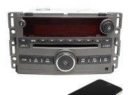 Saturn 2007-08 Aura AM FM CD Changer With Auxiliary & Bluetooth Upgrade 15948189