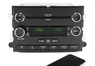 2009 Ford Expedition AM FM Radio 6 CD MP3 with Bluetooth Upgrade 9L1T-18C815-JA