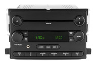 2006-2007 Ford Focus AM FM MP3 CD Radio w  Auxiliary Upgrade 6S4T-18C869-BC