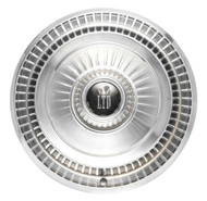 15 Inch OEM Single Hubcap Wheel Cover Compatible With 1967 Ford LTD C7AZ-1130-E