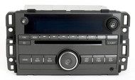 09-10 Buick Lucerne Charcoal Radio AM FM CD MP3 Player w Aux Input 20763964