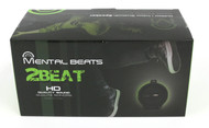 Mental Beats Outdoor Indoor 2Beat Bluetooth Speaker USB Aux - HD Quality Sound