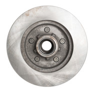Centric Brake Rotor Fits 1982-1986 Ford Mustang Lincoln Continental 121.61018