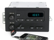 Chevy GMC Truck 2003-2008 AM FM Radio Upgrade w Aux Input - 15131157