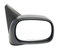 Fit System Passenger Right Side View Mirror Fits 2002-09 Dodge Ram Pickup 60103C