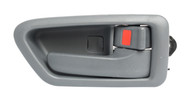 Autex Interior Right Door Handle Grey Fits 1997-2001 Toyota Camry 69205-AA010